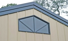 Barn style window