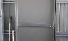 PA door