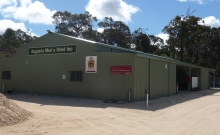 Augusta Mens Shed Busselton Sheds Plus