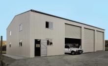 Industrial Busselton Sheds Plus
