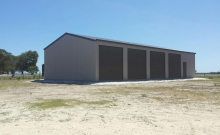 20 x 9 Shed